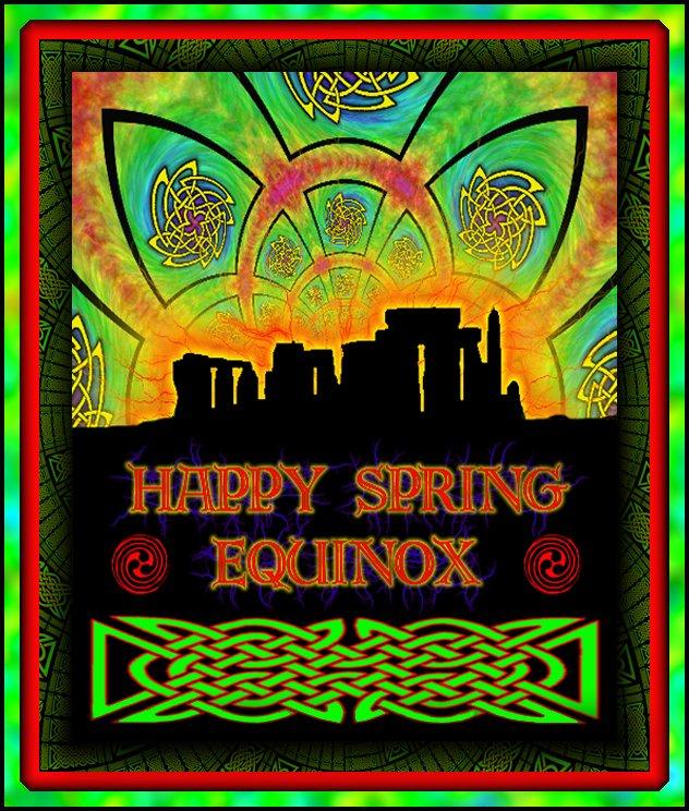 Spring Equinox Pics. Spring Equinox sunrise